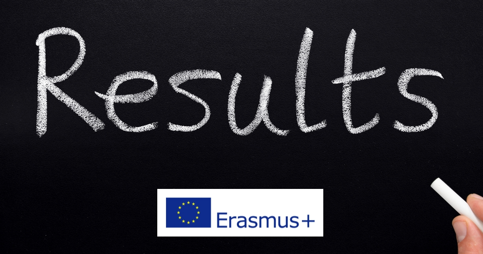 Results of the First Call for Student Mobility